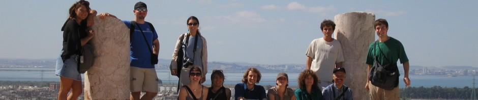 OSU Study Abroad Carthage with Rice and Hamdy